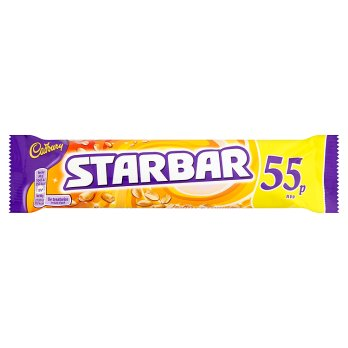 British Chocolate - Cadbury Starbar