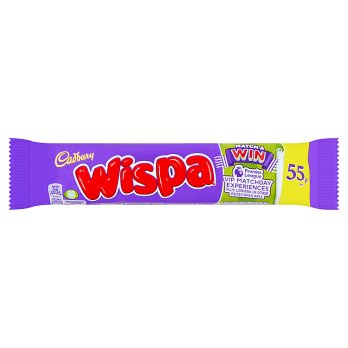 British Chocolate - Cadbury Wispa Bar