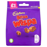 British Chocolate - Cadbury Wispa Pouch