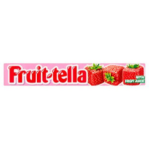 British Sweets - Fruitella Strawberry