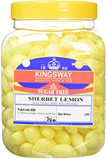 British Sweets - Barnetts Sherbet Lemon