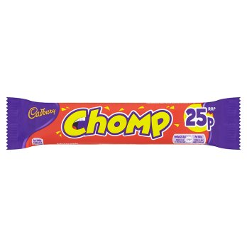 British Chocolate - Cadbury Chomp Bar