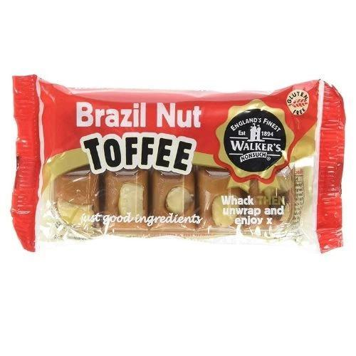 British Sweets - Brazil Toffee