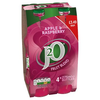 British Drinks - J20 Apple & Raspberry