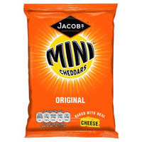British Crisps - Mini Cheddars