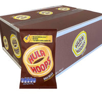 British Crisps - Hula Hoops BBQ Beef