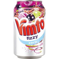 British Drinks - Vimto Fizzy Zero