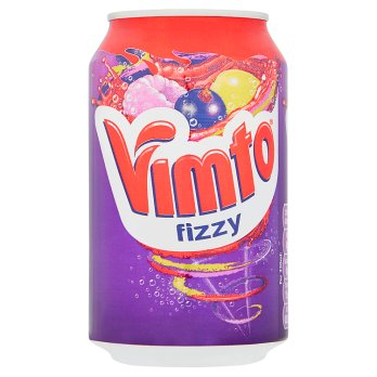 British Drinks - Vimto Fizzy