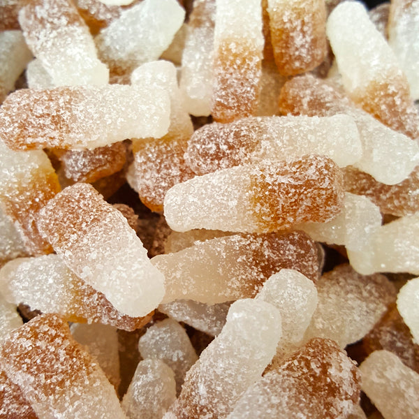 British Sweets - Kingsway Fizzy Cola Bottles