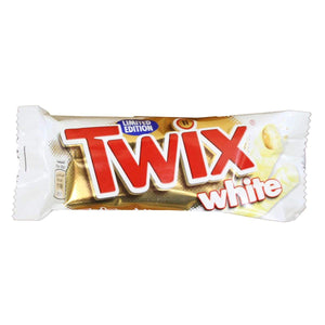 British Chocolate - Twix White