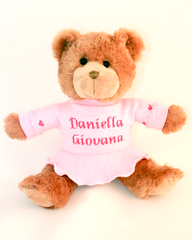 MY FIRST Teddy Bear with Pink Sweater