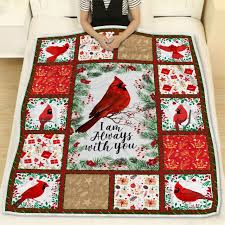 I'm Always With You Quilt Blanket#15