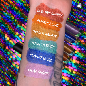 """Planet Weird"" Mettalic Lipstick"