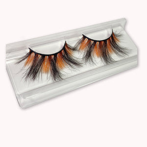 """Trick or Treat"" Lashes"