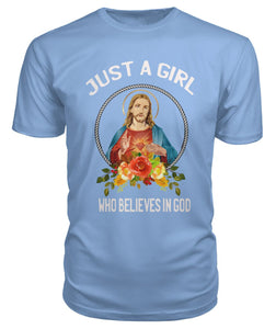 VH-QK Standard Printed Combo 2D Shirts - Believe In God