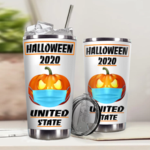 Load image into Gallery viewer, H-LK Design Vacuum Insulated Tumbler - Halloween 2020
