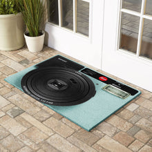 Load image into Gallery viewer, Camera Leica Light Blue Doormat