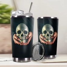 Load image into Gallery viewer, H-LK Design Vacuum Insulated Tumbler - Skull Head