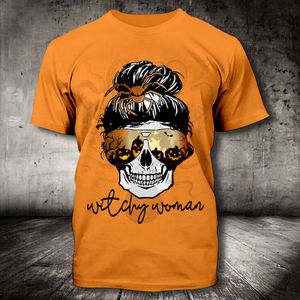 H-LK Standard Printed Combo 2D Shirts - Witchy Women