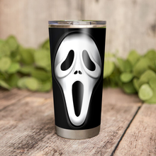 Load image into Gallery viewer, H-LK Design Vacuum Insulated Tumbler - Screamface