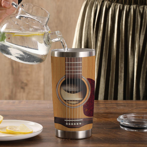 TR-DM Design Vacuum Insulated Tumbler - Acoustic Guitar