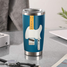 Load image into Gallery viewer, H-LK Design Vacuum Insulated Tumbler - Electric Guitar