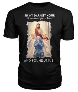 VH-QK Standard Printed Combo 2D Shirts - God Embraces Us