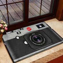 Load image into Gallery viewer, Camera Leica Doormat