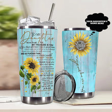 Load image into Gallery viewer, TT-HA Design Vacuum Insulated Tumbler - To My Daughter