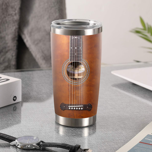 H-LK Design Vacuum Insulated Tumbler - B.M Washburn Guitar