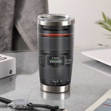 Load image into Gallery viewer, Canon EF 24-70mm f2.8L II USM Camera Lens Tumbler