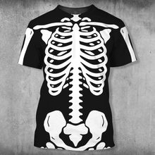 Load image into Gallery viewer, H-LK Standard Printed Combo Allover 3D Tops - Skeleton