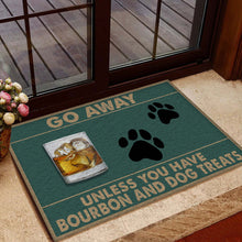 Load image into Gallery viewer, Bourbon And Dog Treats Doormat