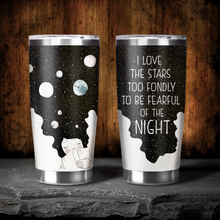 Load image into Gallery viewer, LH-BB Design Vacuum Insulated Tumbler - I Love The Stars
