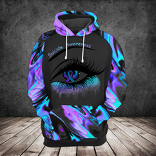 Load image into Gallery viewer, VA-BB Standard Printed Allover Hoodie - Rise From Your Ashes