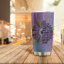 Load image into Gallery viewer, VA-DH Design Vacuum Insulated Tumbler - Free Spirit
