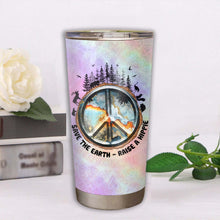 Load image into Gallery viewer, VA-NH Design Vacuum Insulated Tumbler - Raise A Hippie