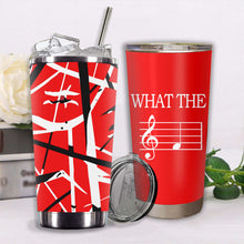 Load image into Gallery viewer, VA-NH Design Vacuum Insulated Tumbler - Red Melody