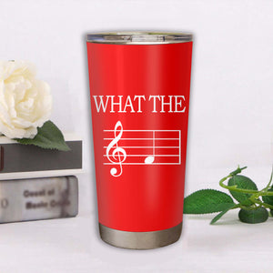 VA-NH Design Vacuum Insulated Tumbler - Red Melody