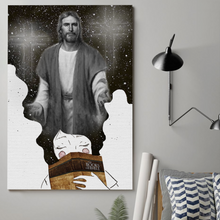 Load image into Gallery viewer, VH-BB Vertical Printed Canvas - Just A Girl Who Believes In God
