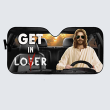 Load image into Gallery viewer, VH-BB Windshield Sunshade - Get In Loser