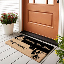 Load image into Gallery viewer, Yorkshire Terrier Dog Stay Doormat