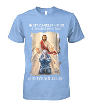 Load image into Gallery viewer, VH-QK Standard Printed Combo 2D Shirts - God Embraces Us
