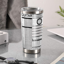 Load image into Gallery viewer, TR-DH Design Vacuum Insulated Tumbler - Guitar Knowledge