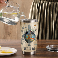 Load image into Gallery viewer, TR-TN Design Vacuum Insulated Tumbler - Let It Be