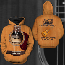 Load image into Gallery viewer, TR-DM Standard Printed Combo Allover 3D Tops - I Play The Guitar
