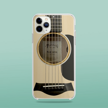Load image into Gallery viewer, TR-DM Printed Phone Case -  Cream Guitar