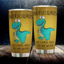Load image into Gallery viewer, MC-DD Design Vacuum Insulated Tumbler - Nursesaurus