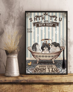 Shih Tzu Bath Soap 2