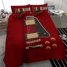 Load image into Gallery viewer, Anniversary Guitar Bedding Set
